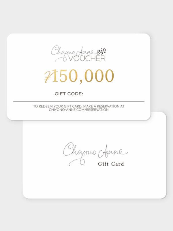 Gift Card ¥150,000